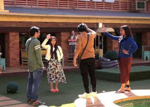 Bigg Boss 11- After Battle of Kitchen, It's Battle of Captaincy Between Arshi and Shilpa