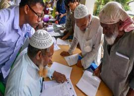Final Assam NRC released, excludes 19.07 lakh applicants
