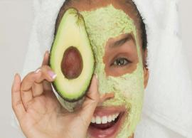 5 Homemade Avocado Face Masks To Get Glowing Skin