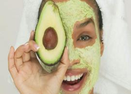 5 DIY Avocado Face Masks To Improve Skin Texture