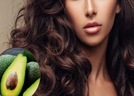 DIY Hair Mask To Get Long Hair With Avocado