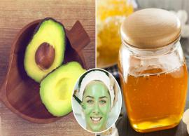 6 Homemade Avocado and Honey Face Mask For Clear Skin