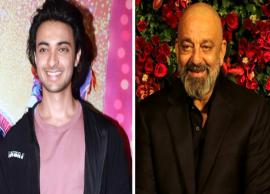 Ayush Sharma To Work With Sanjay Dutt In His Next Bollywood Film