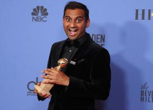 Golden Globes: Aziz Ansari is first Asian male to win Best Actor for Comedy
