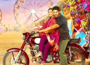 Badri is Taking Off Her Dulhania in High Speed