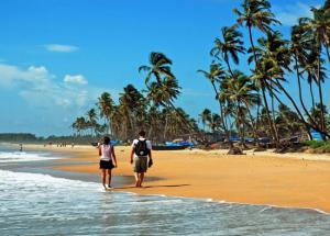 4 Exotic Beaches in India