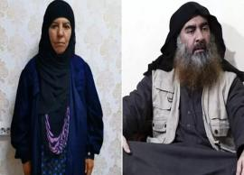 ISIS chief Baghdadi's sister captured by Turkey in Syria