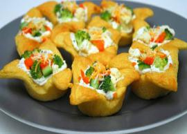 Recipe- Welcome The New Year With Baked Veggie Cups