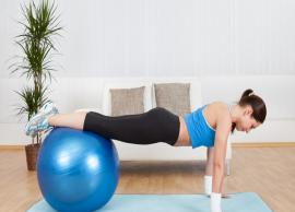 5 Ball Exercises That are Helpful in Weight Loss