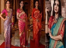 5 Stylish Banarasi Saree To Buy This Season