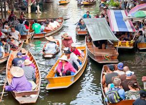 Planning for Bangkok? Mark These Markets in Your List