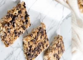 Recipe- Make Your Breakfast Yummy With Raisin Chocolate and Puffed Rice Bars