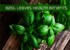 8 Health Benefits of Chewing Basil Leaves on Empty Stomach