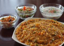 Recipe- Here is How To Cook The Best Bisibele Bhath