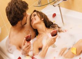 5 Benefits of Bathing With Partner
