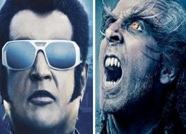 BBC documentary on Rajinikanth, Akshay Kumar-starrer 2.0 leaked