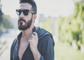 5 Reasons To Choose a Bearded Boyfriend