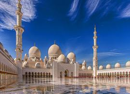 Bakrid 2018- 5 Most Beautiful Mosque in The World