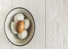 5 Beauty Benefits of Using Eggs You Might Be Missing On