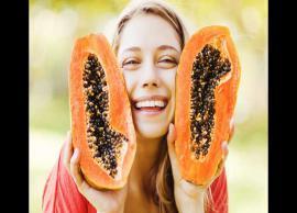 5 Beauty Benefits of Raw Papaya