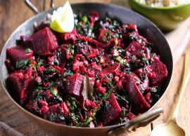 Recipe- Srilankan Style Beetroot Curry