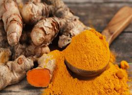 5 Health Benefits of Eating Turmeric