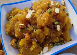 Recipe - Know How to Cook Delicious Besan Ka Halwa at Home