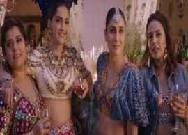 VIDEO- Veere Di Wedding new song 'Bhangra Ta Sajda' is a peppy number for party lovers
