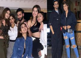 PICS- Bhumi Pednekar Just Had a Star Studded Party at Her House