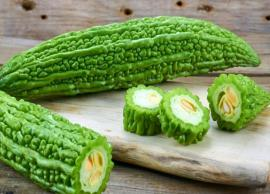 7 Reasons That Will Make You Eat More of Bitter Gourd