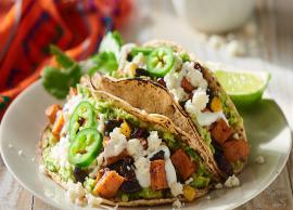 Recipe- Sweet Potato and Black Bean Tacos