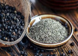 5 Health Benefits of Eating Black Pepper