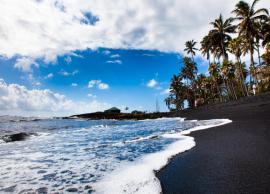 10 Best Black Sand Beaches To Visit Around The World