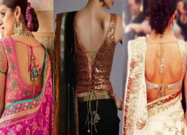 5 Dori Pattern Designs for Back of Blouse