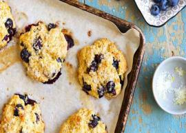 Summer Recipe- Celebrate Fathers Day With Blueberry Scones