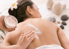 5 Different Ways To Do Body Polishing at Home
