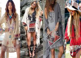5 Tips To Look Stylish in Boho Chic Attire