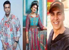 B-Town Celebrities Extends Their Wishes in Dussehra
