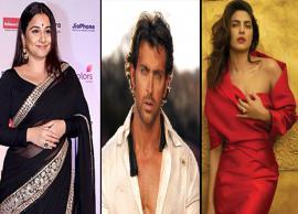 Hrithik Roshan to Priyanka Chopra, find out who's making a big screen 'comeback' in 2019