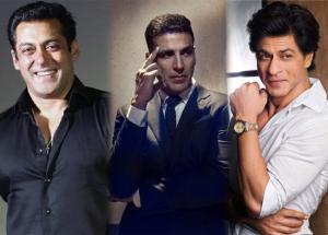 10वें स्थान पर शाहरुख, पहले पर सलमान और बीच में अक्षय कुमार, जानिये कैसे...-Photo Gallery