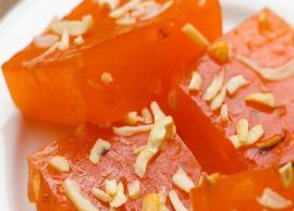 Recipe - Your Family Will Love This Homemade Bombay Karachi Halwa