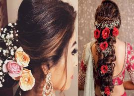 15 Trending Hairstyles Brides Can Try This Season