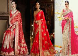 5 Tips to Remember While Buying Saree For Bride