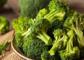 6 Health Benefits of Eating Broccoli