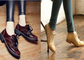 5 Ways To Rock Brogue Look