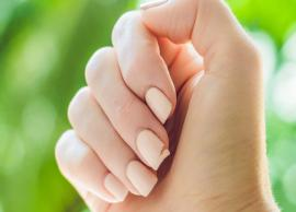 Read On How To Take Care of a Broken Nail