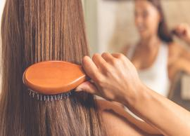 4 Reasons Why Brushing Your Hair Regularly is Must