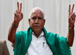 BS Yeddyurappa to prove majority on July 29