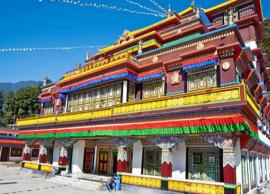 5 Most Famous Buddhist Monasteries in India