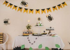 The Bug Themed Birthday Party Will Give You Chills